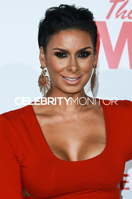 HOLLYWOOD, LOS ANGELES, CA, USA - JUNE 09: Laura Govan at the Los Angeles Premiere Of Screen Gems' 'Think Like A Man Too' held at the TCL Chinese Theatre on June 9, 2014 in Hollywood, Los Angeles, California, United States. (Photo by David Acosta/Celebrity Monitor)