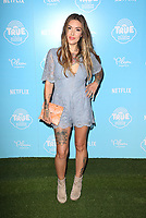 LOS ANGELES, CA - AUGUST 10: Casey Loza, at the Netflix Series Premiere Of True And The Rainbow Kingdom at the Pacific Theatres at The Grove in Los Angeles, California on August 10, 2017. Credit: Faye Sadou/MediaPunch