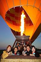 May 24 2019 Hot Air Balloon Gold Coast and Brisbane