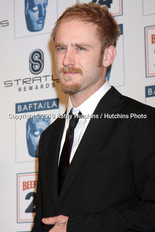 Ben Foster.arriving at the BAFTA/LA Awards Season Tea Party 2010.Beverly Hills Hotel.Beverly Hills, CA.January 16, 2010.©2010 Kathy Hutchins / Hutchins Photo....
