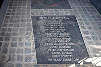 Ronde Van Vlaanderen chapel in Horebeke<br /> <br /> cycling hotspots & impressions in the Vlaamse Ardennen (Flemish Ardennes) <br /> <br /> Cycling In Flanders <br /> Flanders Tourist Board<br /> <br /> ©kramon