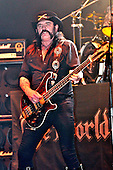 Nov 12, 2011: MOTORHEAD - Apollo Hammersmith London