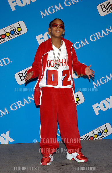 Singer L'IL ROMEO at the Billboard Music Awards at the MGM Grand, Las Vegas..04DEC2001..© Paul Smith/Featureflash