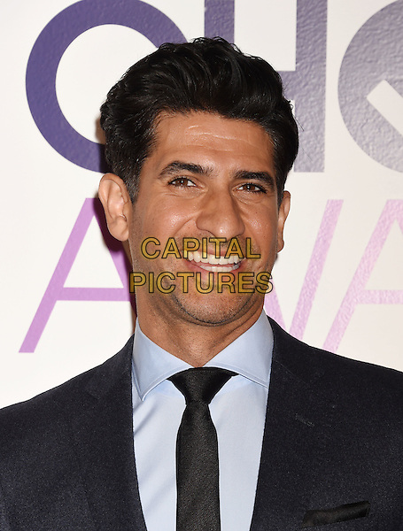 BEVERLY HILLS, CA - NOVEMBER 03: Actor Raza Jaffrey attends the People's Choice Awards 2016 - Nominations Press Conference at The Paley Center for Media on November 3, 2015 in Beverly Hills, California.<br /> CAP/ROT/TM<br /> &copy;TM/ROT/Capital Pictures