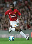 Manchester United's Patrice Evra