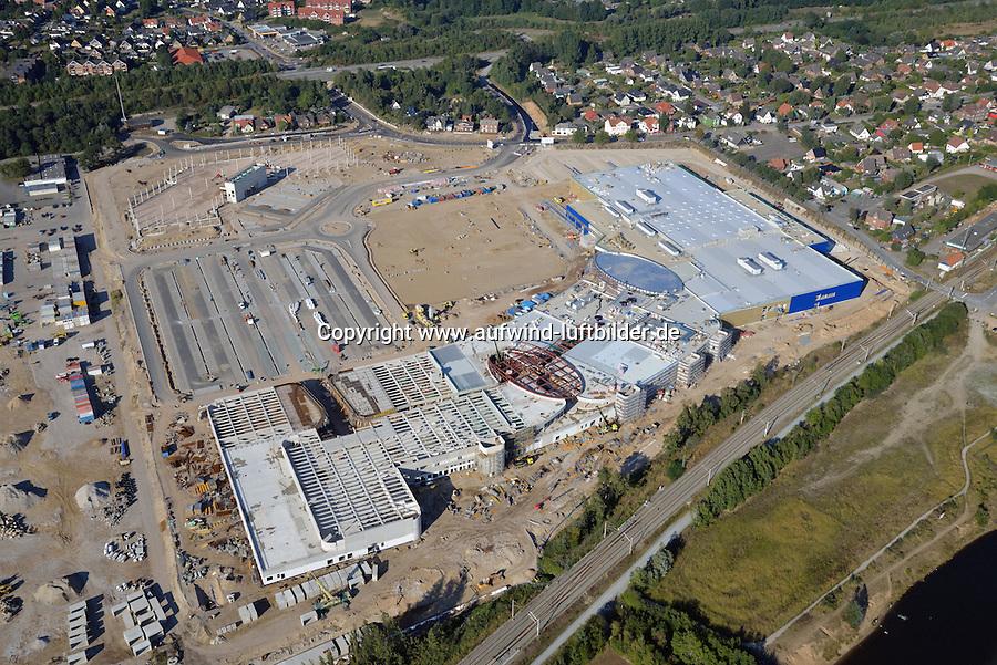IKEA Scandinavian Centre in Luebeck-Daenischburg: EUROPA, DEUTSCHLAND, SCHLESWIG- HOLSTEIN, LUEBECK, (GERMANY), 06.09.2013:  IKEA Scandinavian Centre in Lübeck-Dänischburg