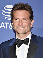 PALM SPRINGS, CA - JANUARY 03: Bradley Cooper attends the 30th Annual Palm Springs International Film Festival Film Awards Gala at Palm Springs Convention Center on January 3, 2019 in Palm Springs, California.<br /> CAP/ROT/TM<br /> &copy;TM/ROT/Capital Pictures