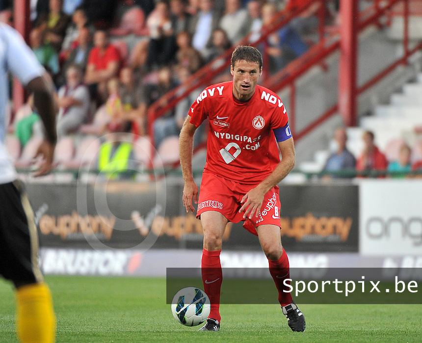 KV Kortrijk - Sporting Lokeren : Nebojsa Pavlovic<br /> foto VDB / Bart Vandenbroucke