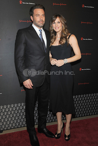 New York, NY-  November 19:  Ben Affleck and Jennifer Garner attend the 2nd Annual Save The Children Illumination Gala presented by Johnson & Johnson on November 19, 2014 at the Plaza Hotel in New York City. Credit: John Palmer/MediaPunch