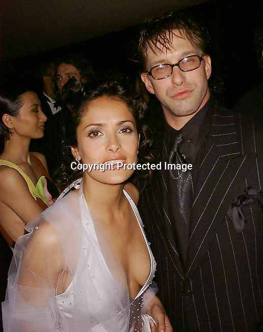 Salma Hayek &amp; Stephen Baldwin<br />