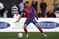 Liam Bellamy of Dagenham and Redbridge during Dagenham & Redbridge vs Wrexham, Vanarama National League Football at the Chigwell Construction Stadium on 13th October 2018
