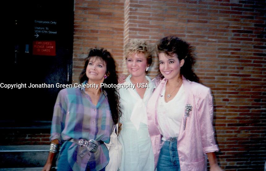 Nia Peeples,Jill Whelan, &amp; Danielle Brisebois<br /> By Jonathan Green