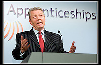 Alan Johnson MP - Apprenticeship Awards - Hilton Hotel, London - 15th June 2006