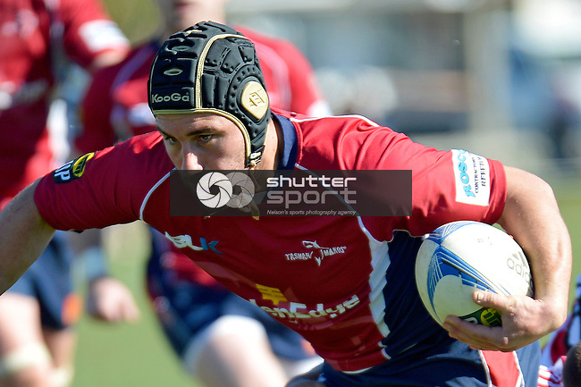 Makos v West Coast, Pre Season Warm up Game, 18th August 2012, Murchison, Photographer Barry Whitnall/shuttersport