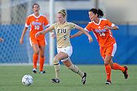 FIU Women's Soccer v. Florida (8/21/11)