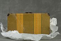 Willard Suitcases / Percy W<br /> &copy;2013 Jon Crispin