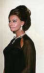 Sophia Loren, circa 1967.