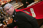 """Colin Donoghue as """"Super Ted"""" at the Father Ted Night in McHughs in aid of Drogheda Animal Rescue...Photo NEWSFILE/Jenny Matthews.(Photo credit should read Jenny Matthews/NEWSFILE)....This Picture has been sent you under the condtions enclosed by:.Newsfile Ltd..The Studio,.Millmount Abbey,.Drogheda,.Co Meath..Ireland..Tel: +353(0)41-9871240.Fax: +353(0)41-9871260.GSM: +353(0)86-2500958.email: pictures@newsfile.ie.www.newsfile.ie.FTP: 193.120.102.198."""