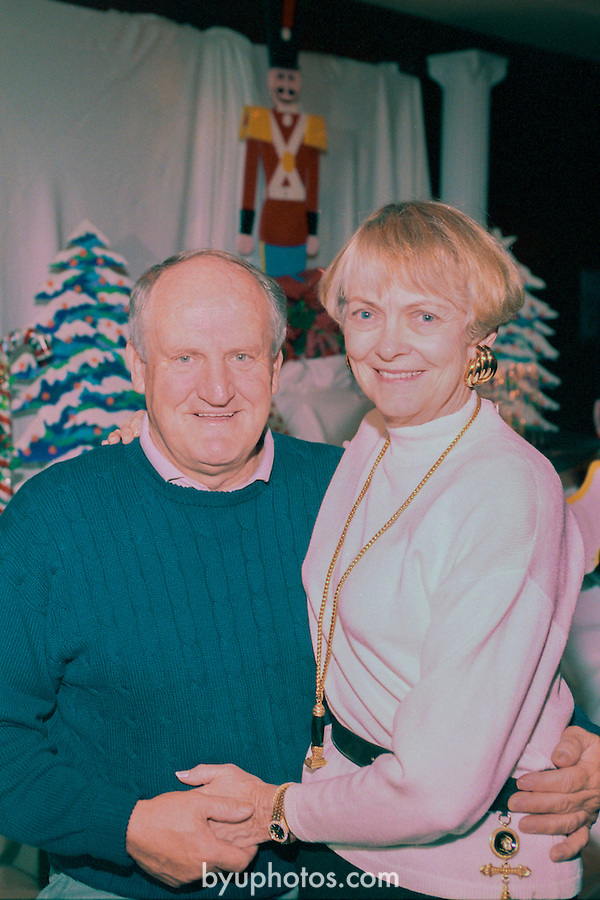1617 D 25<br /> <br /> FTB 1617<br /> Dec 25, 1993<br /> <br /> Holiday Bowl - Christmas Family Photographs<br /> <br /> January 2, 2017<br /> <br /> Photography by Mark Philbrick/BYU<br /> <br /> Copyright 2016 BYU Photo<br /> All Rights Reserved<br /> (801)422-7322