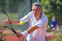 Etten-Leur, The Netherlands, August 27, 2017,  TC Etten, NVK, Rolf Thung (NED)<br /> Photo: Tennisimages/Henk Koster