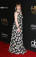 BEVERLY HILLS, CA - NOVEMBER 5: Bryce Dallas Howard, at The 21st Annual Hollywood Film Awards at the The Beverly Hilton Hotel in Beverly Hills, California on November 5, 2017. <br /> CAP/MPI/FS<br /> &copy;FS/MPI/Capital Pictures