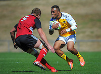 150305 Rugby - Hurricanes Development XV v Crusaders Knights