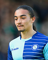 Randell Williams of Wycombe Wanderers during Yeovil Town vs Wycombe Wanderers, Sky Bet EFL League 2 Football at Huish Park on 14th April 2018