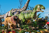 Pasadena Rose Parade Floats 2012