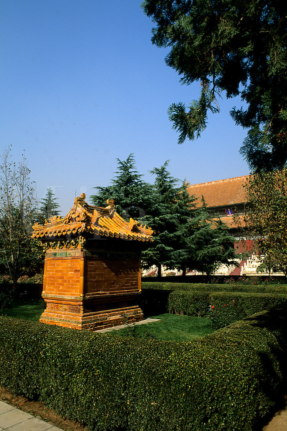Changling Tomb in China