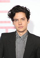 7 March 2019 - Los Angeles, California - Cole Sprouse. The Premiere Of Lionsgate's &quot;Five Feet Apart&quot; held at Fox Bruin Theatre. <br /> CAP/ADM/FS<br /> &copy;FS/ADM/Capital Pictures