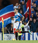 Rob Kiernan walks off to change his crop top