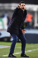 Eusebio Di Francesco of AS Roma <br /> Verona 8-2-2019 Stadio Bentegodi Football Serie A 2018/2019 Chievo Verona - AS Roma <br /> Foto Image Sport / Insidefoto