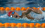 Quintin Wong during the New Zealand Junior Swimming Championships, Owen G Glenn National Aquatic Centre, Auckland New Zealand. Sunday 21 February 2016 Photo: Simon Watts/www.bwmedia.co.nz