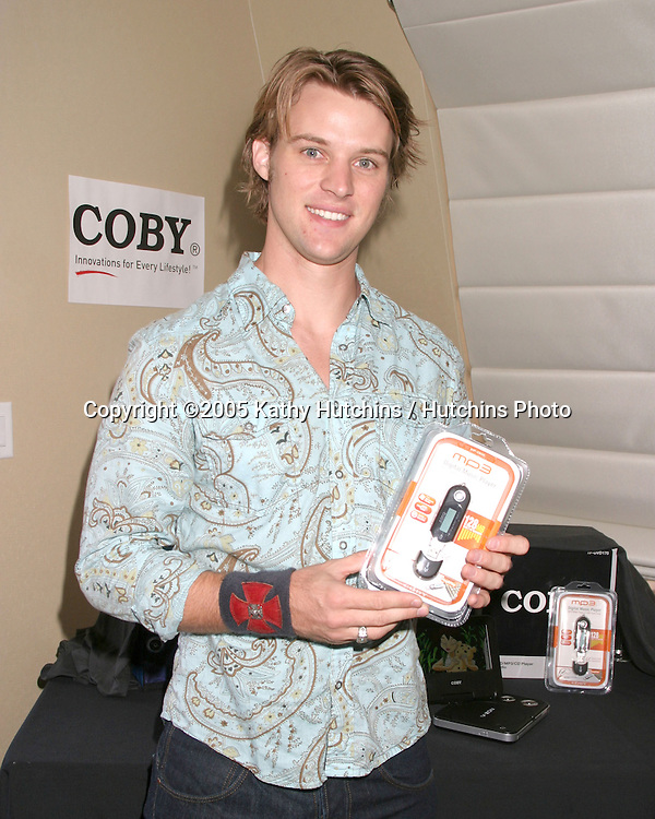Jesse Spencer.GBK Productions Emmy Gifting Lounge.Sofitel Hotel.August 24 & 25, 2006.©2006 Kathy Hutchins / Hutchins Photo....                 .
