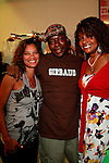 October 1, 2009:  Bobby Brown and Alicia Etheridge at the Anat B store opening party at  the Westfield Century City Mall in Los Angeles, California..Photo by Nina Prommer/Milestone Photo