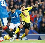 Daniel Candeias and Oliver Thill