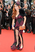 "Phoebe Price attending the ""vous n avez encore rien vu (You ain t seen nothin yet)"" Premiere during the 65th annual International Cannes Film Festival in Cannes, 21th May 2012...Credit: Timm/face to face /MediaPunch Inc. ***FOR USA ONLY***"