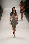 Vivienne Tam Spring 2014 Fashion Show Held at Mercedes Benz Fashion Week NY