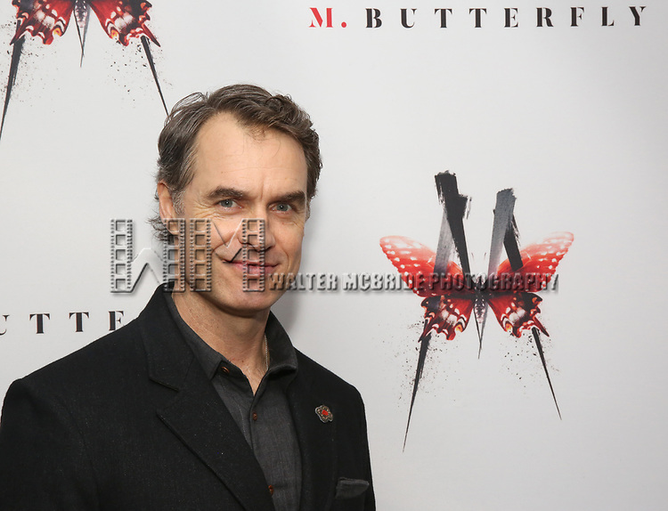Murray Bartlett attends the Broadway Opening Night After Party for 'M. Butterfly' on October 26, 2017 at Red Eye Grill in New York City.