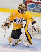 Andrew Braithwaite (Merrimack - 33) - The Merrimack College Warriors defeated the Boston College Eagles 5-3 on Sunday, November 1, 2009, at Lawler Arena in North Andover, Massachusetts splitting the weekend series.