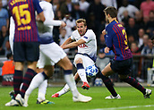 2018 UEFA Champions League Football Tottenham Hotspur v FC Barcelona Oct 3rd