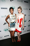 Guest and Designer Nairi Barsch Attends Unik Ernest's Edeyo Gives Hope Ball Held at the Highline Ballroom, NY
