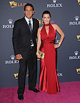 Kyle Richards and husband Mauricio Umansky attends the Los Angeles Philharmonic Opening Night Gala to celebrate music director Gustavo Dudamel and famed Peruvian tenor Juan Diego Florez at The Walt Disney Concert Hall in Los Angeles, California on October 07,2010                                                                               © 2010 Hollywood Press Agency