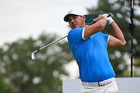 Brooks Koepka (USA) watches his tee shot on 8 during Rd3 of the 2019 BMW Championship, Medinah Golf Club, Chicago, Illinois, USA. 8/17/2019.<br /> Picture Ken Murray / Golffile.ie<br /> <br /> All photo usage must carry mandatory copyright credit (© Golffile   Ken Murray)