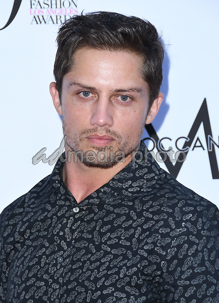 08 April 2018 - Beverly Hills, California - Bonner Bolton. The Daily Front Row's 4th Annual Fashion Los Angeles Awards held at The Beverly Hills Hotel. Photo Credit: Birdie Thompson/AdMedia