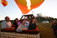 20150413 April 13 Hot Air Balloon Gold Coast