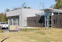 NWA Democrat-Gazette/DAVID GOTTSCHALK  Springdale Fire Department Station No. 2 Thursday, September 17, 2015 at 1660 W. Don Tyson Parkway.