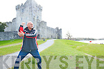 John Nikora from Killarney performing Haka- Killarney Style