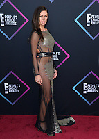 LOS ANGELES, CA. November 11, 2018: Lala Kent at the E! People's Choice Awards 2018 at Barker Hangar, Santa Monica Airport.<br /> Picture: Paul Smith/Featureflash