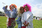 Lili Keogh, Alicia Downey and Holly McClenihan at Donacarney Girls NS Sports Day at Pilltown Club House...Photo NEWSFILE/Jenny Matthews.(Photo credit should read Jenny Matthews/NEWSFILE)....This Picture has been sent you under the condtions enclosed by:.Newsfile Ltd..The Studio,.Millmount Abbey,.Drogheda,.Co Meath..Ireland..Tel: +353(0)41-9871240.Fax: +353(0)41-9871260.GSM: +353(0)86-2500958.email: pictures@newsfile.ie.www.newsfile.ie.FTP: 193.120.102.198.